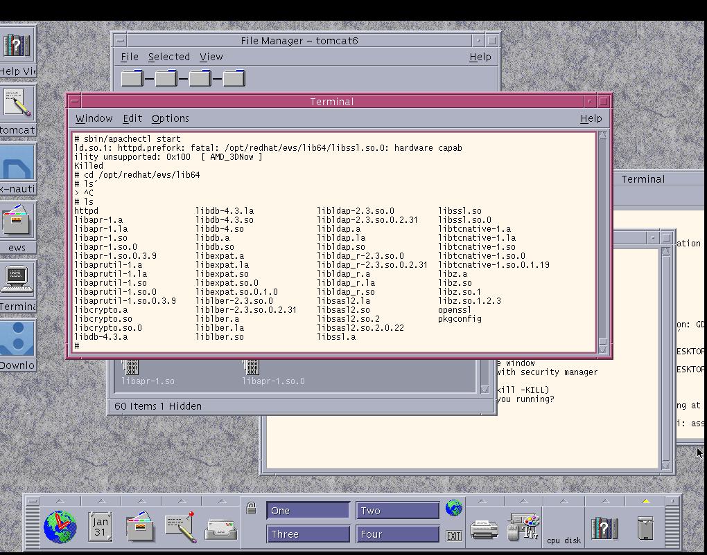 JBPAPP 5840 Error On Apachectl Starting
