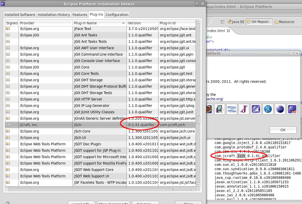 JBIDE-9511] Openshift Express: create egit action that