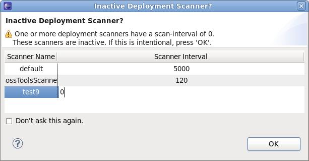 new fileset defaults