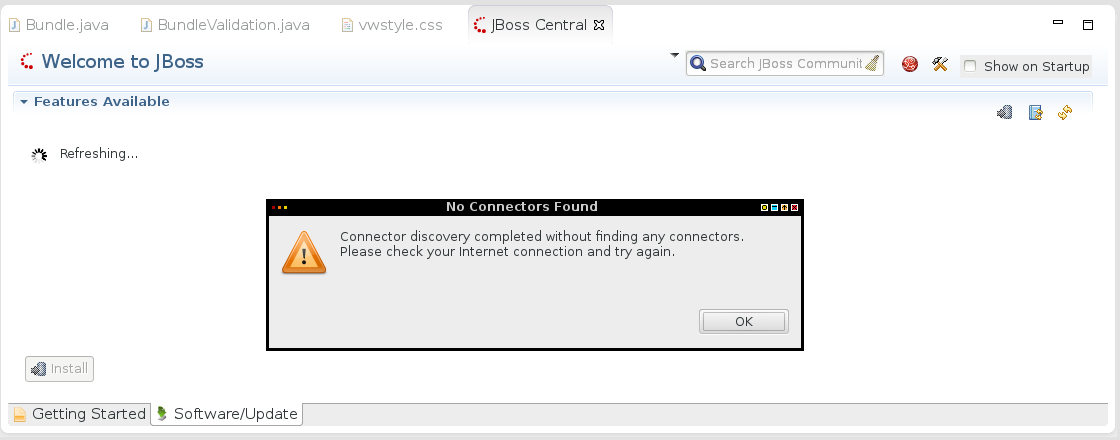 Jbds 2679 Ssl Cert On Devstudiojboss Has Expired Cannot Check