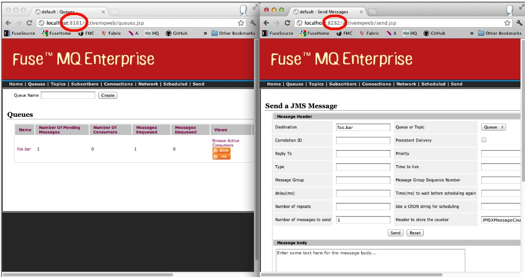 ENTMQ-51] ActiveMQ Web Console can listen on two ports at