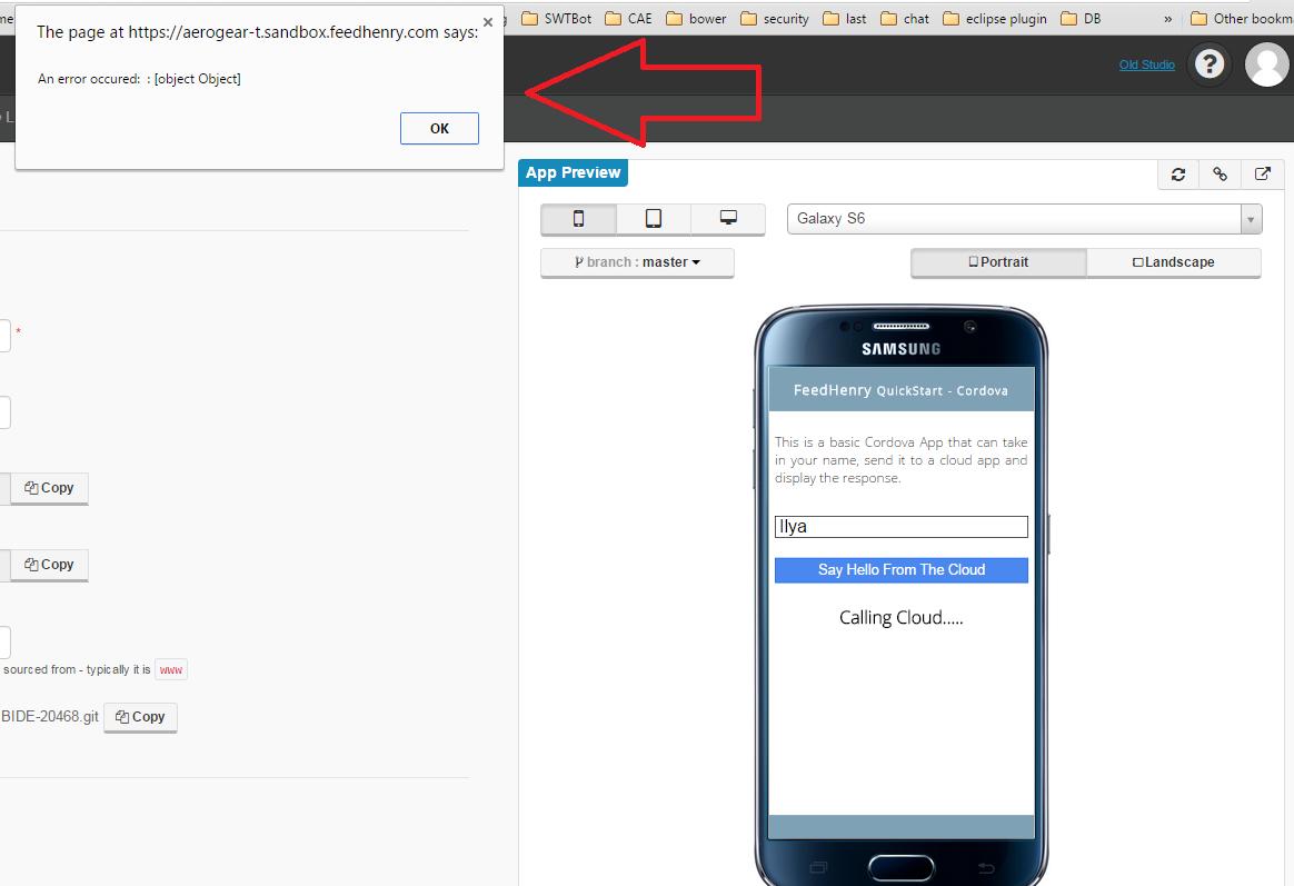 JBIDE-20584] CordovaSim doesn't talk to remote FH cloud app - JBoss