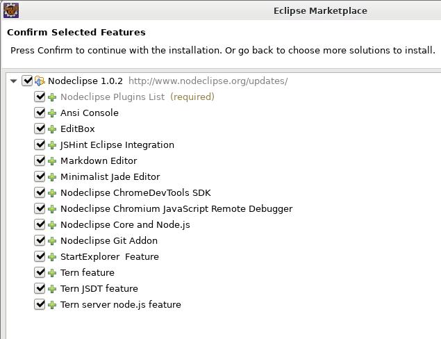 JBIDE-26065] [Red Hat Central] Add connector for nodeclipse - JBoss