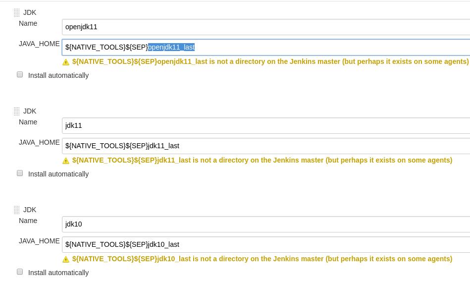 JBIDE-26170] Define JAVAxx and OPENJDKxx for new JDKs and OpenJDKs