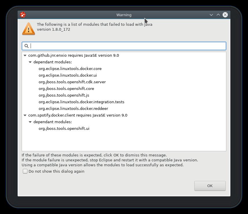 JBDS-4727] Incompatible Java (1 8) version for com spotify