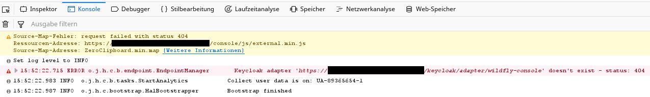 HAL-1524] Bootstrap Error under Chrome 69 0 3497 92